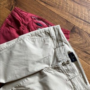 TWO pair of American Eagle Pants 🌟